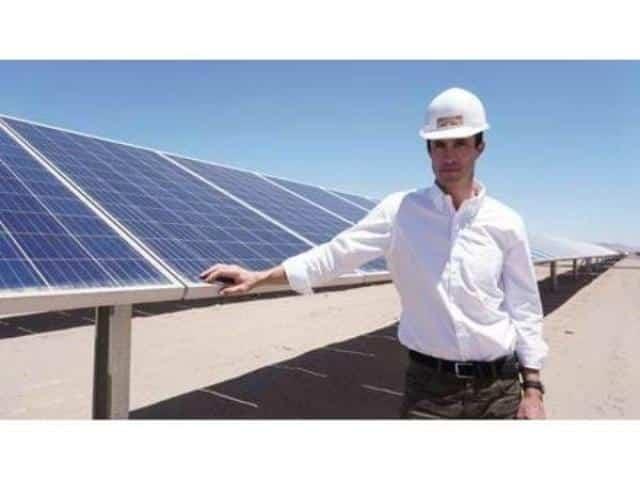 Ministro Energia