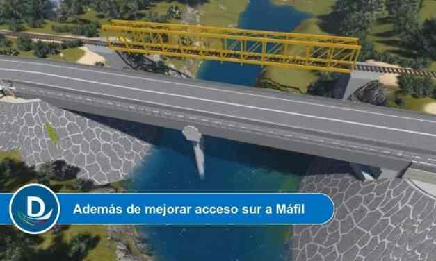MOP iniciará construcción de nuevos puentes en Los Lagos y Corral