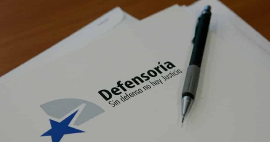 Suscriben convenio para construir edificio de la Defensoría Penal Pública en La Araucanía