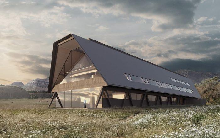 Universidad de Aysén licita su primer proyecto de edificio aulario