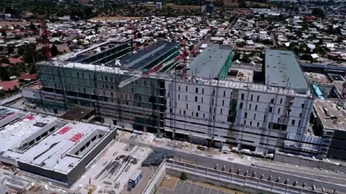 Gobierno confirmó retraso en término de obras del Hospital de Curicó