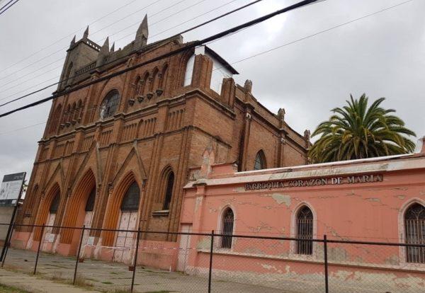 Templo Corazón María de Linares