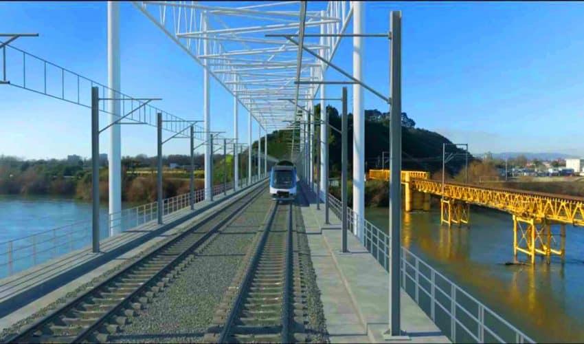 Puente Ferroviario Biobio