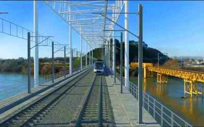 Vecinos de Cerro Chepe buscan frenar construcción de Puente Ferroviario