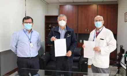 Municipalidad de Los Ángeles entrega terreno para hospital de alta complejidad