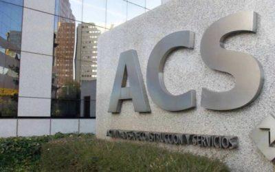 ACS baraja segregar su área de construcción del negocio de concesiones