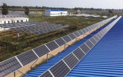 La empresa solar más grande del mundo se une a la carrera por el hidrógeno verde