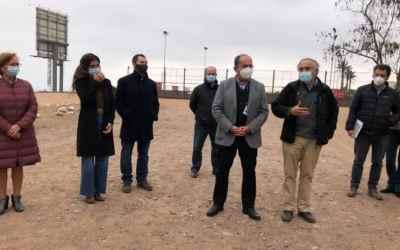 Empresas constructoras visitaron terrenos donde se edificarán los nuevos hospitales de La Serena y Coquimbo