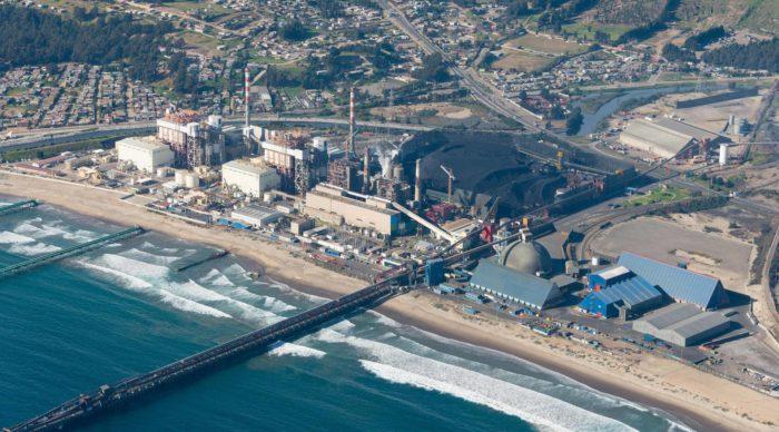 Centrales a Carbón