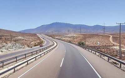 Sacyr presenta estudios claves para modernizar Ruta 5 entre Coquimbo y La Serena