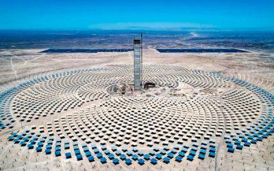 La nueva matriz energética que mueve a Chile