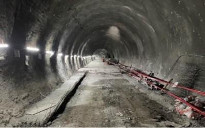 Extensión de Línea 2 de Metro presenta avance del 71%: se terminó de conectar todo el túnel
