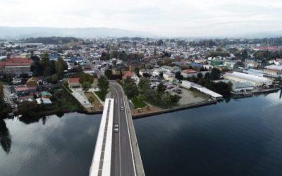 Licitación de Puente Cochrane iniciaría en junio: Minga de Casona Lopetegui aún no tiene fecha