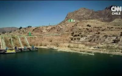 Sustentabilidad minera: La industria recircula el 76% del agua en sus operaciones