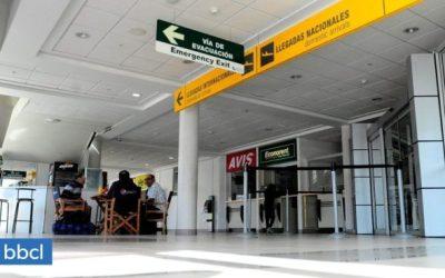 Voló alto: MOP aplica millonaria multa a sociedad administradora del aeropuerto de Iquique