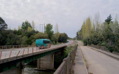 Anuncian licitación de segunda etapa de reposición de la ruta Bulnes-Quillón