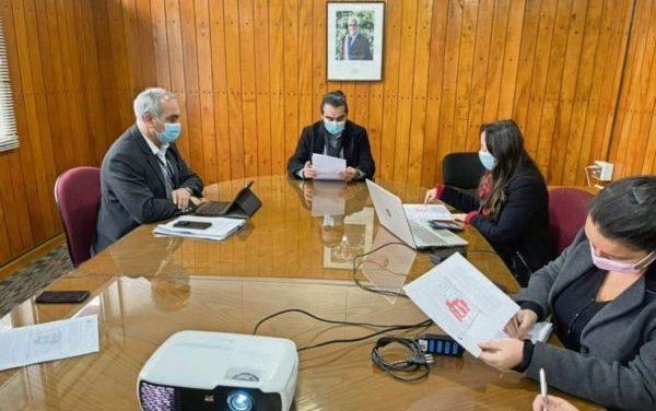 Servicio Salud Valdivia presentó proyecto hospitalario al nuevo alcalde de Los Lagos