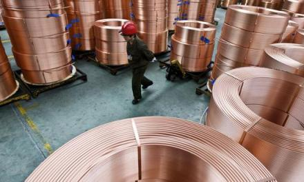 Jiangxi Copper invertirá US$ 1,800 millones en fabricación de láminas de cobre para baterías