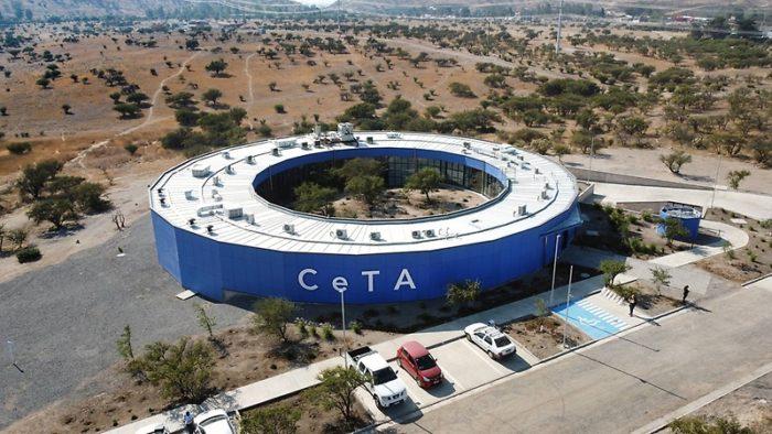 Inauguran nuevo Centro Tecnológico para la Innovación en Alimentos (CeTA) en el Parque Carén de la U. de Chile