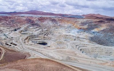 Teck logra el mejor progreso trimestral hasta la fecha en la construcción de su proyecto Quebrada Blanca 2