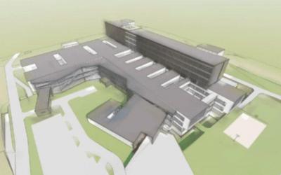 Hay preocupación por el avance de licitación para construir los hospitales de La Unión, Río Bueno y Los Lagos.