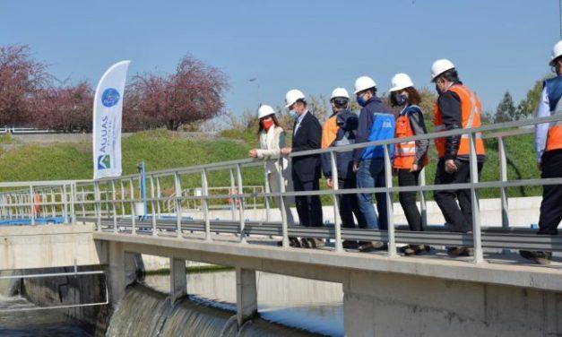 Hoy en Chile el 78% de las aguas servidas están siendo reutilizadas, así lo informó el Ministro de Obras Públicas