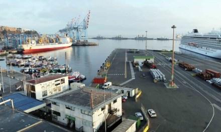 TDLC fija condiciones para licitación pública de la concesión transitoria del Terminal 2 del puerto de Valparaíso