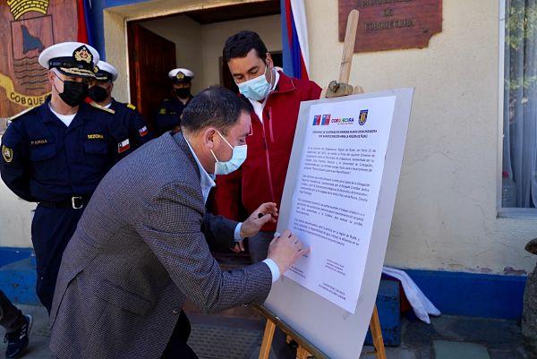 Buchupureo albergará la primera planta desaladora en la Región de Ñuble