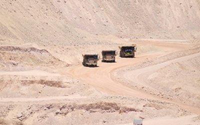 BHP sería candidata para comprar 45% de participación en Sierra Gorda