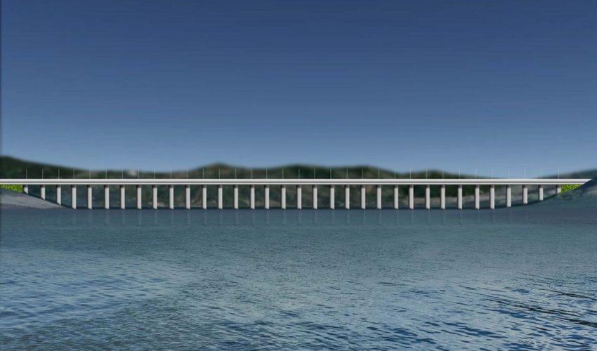 Un Viaducto de 1.250 metros unirá Santa Juana y Hualqui y comenzará su construcción a fines de 2023