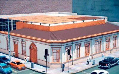 Antofagasta: MOP adjudicará en 2021 restauración de Teatro Pedro de la Barra