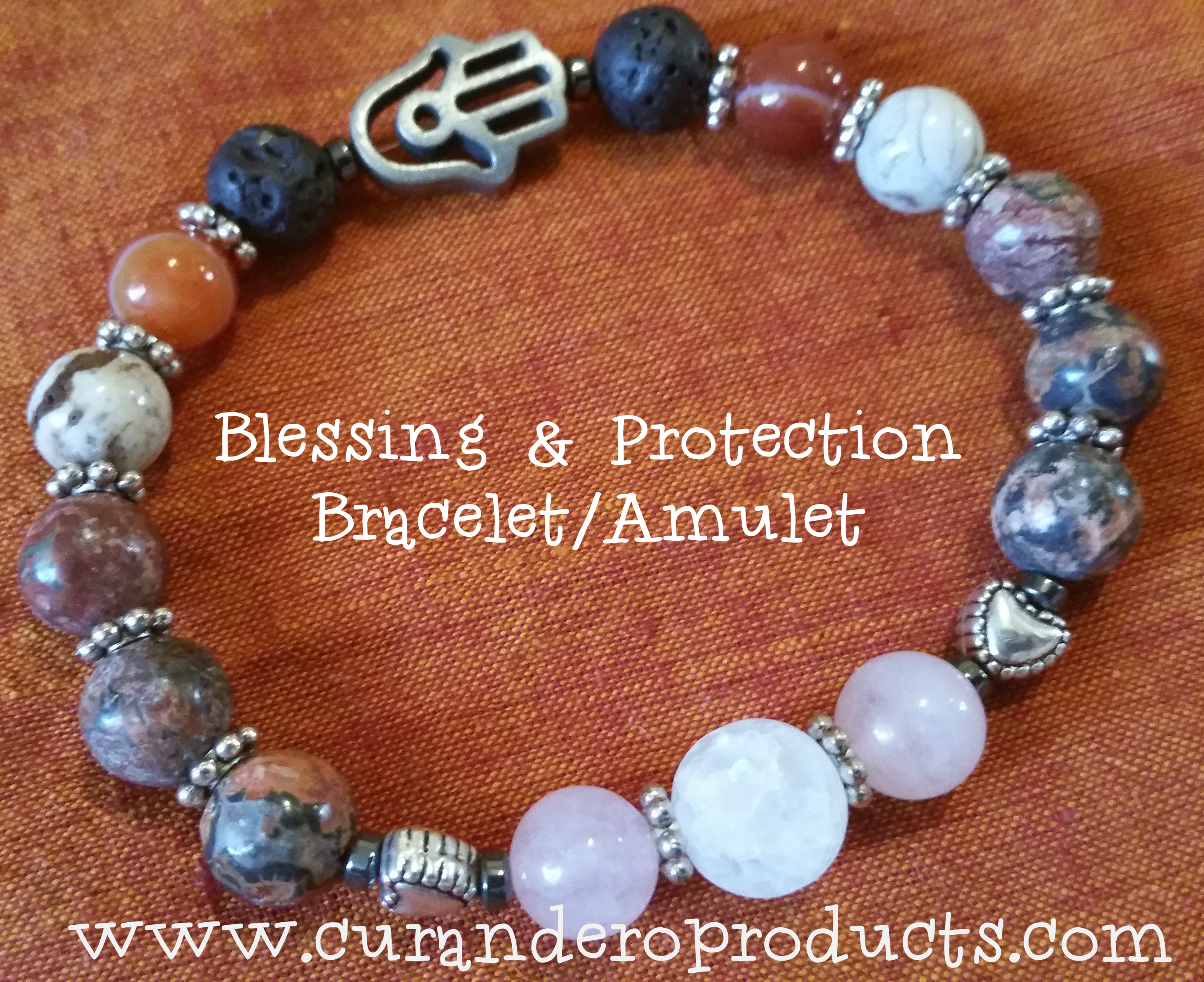 Blessing & Protection Bracelet-Amulet