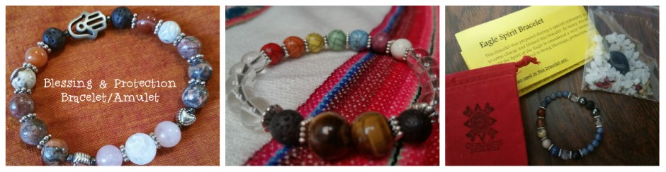 Spiritual Protection and Blessing Bracelet Amulet