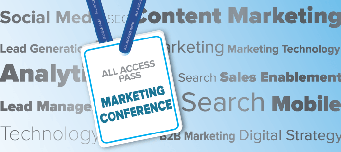 content marketing conferences image