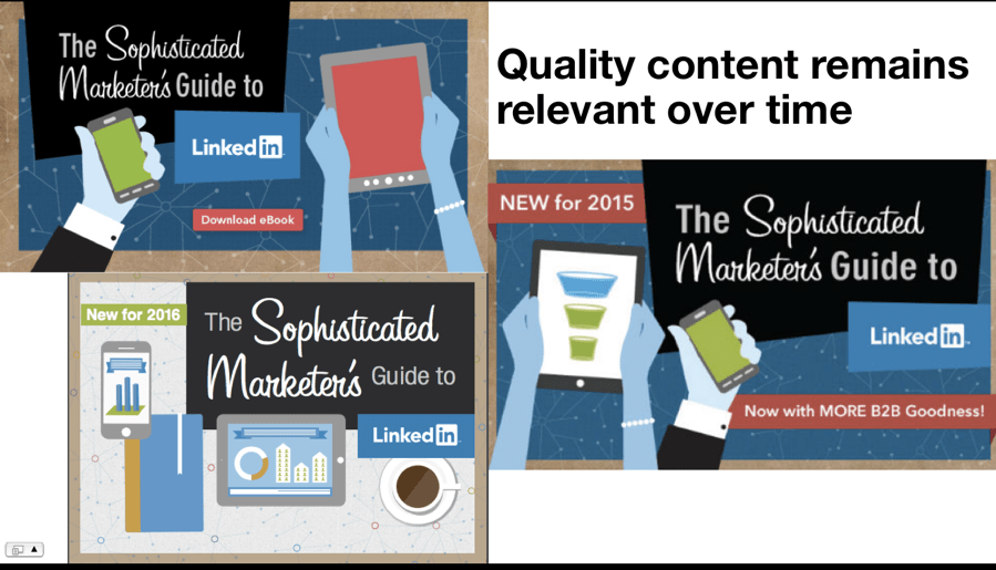 The Sophisticated Marketers Guide to LinkedIn