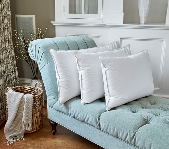 Buy Luxury Hotel Bedding from JW Marriott Hotels  Down Pillow