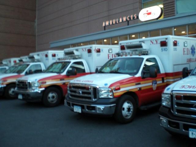 FDNY Ambulances