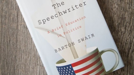 A Review of Barton Swaim&#8217;s Memoir, <i>The Speechwriter</i>