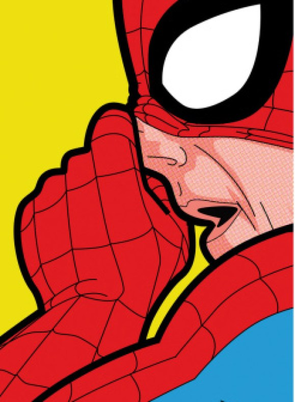 superhero movies, superhero comic books, curators of quirk, reilly rebello, melissande rebello, greg guillemin, fantastic four, batman, catwoman, spiderman, the hulk, captain america, superman