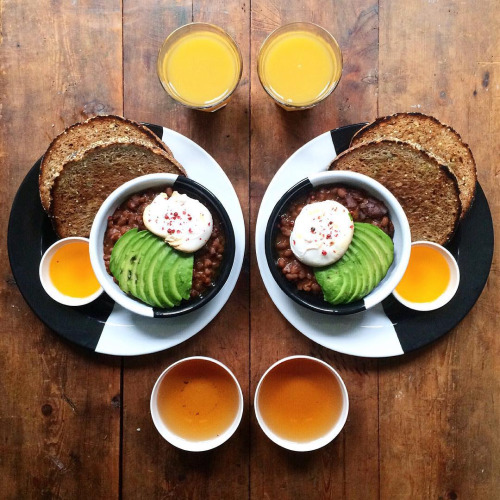 reilly rebello, melissande rebello, michael zee, famous chefs, curators of quirk, symmetry breakfasts, breakfast recipes, breakfast items, breakfast ideas, breakfast images