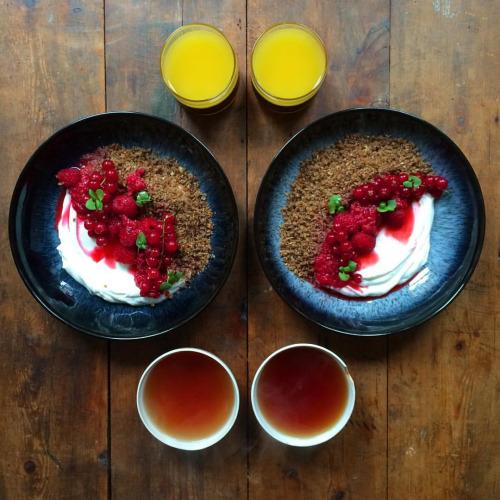 reilly rebello, melissande rebello, michael zee, famous chefs, curators of quirk, symmetry breakfasts, breakfast recipes, breakfast items, breakfast ideas, breakfast images
