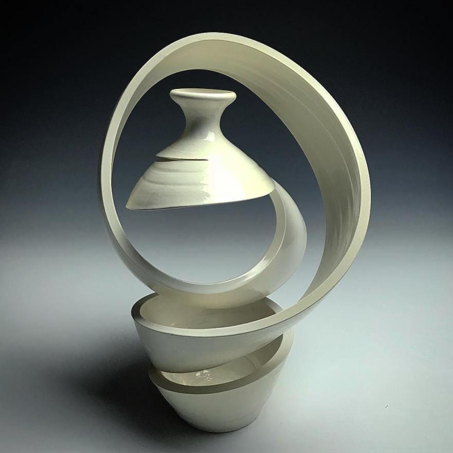michael boronic, curator, curators of quirk, sculptor, interior design, art, sculpture, art gallery
