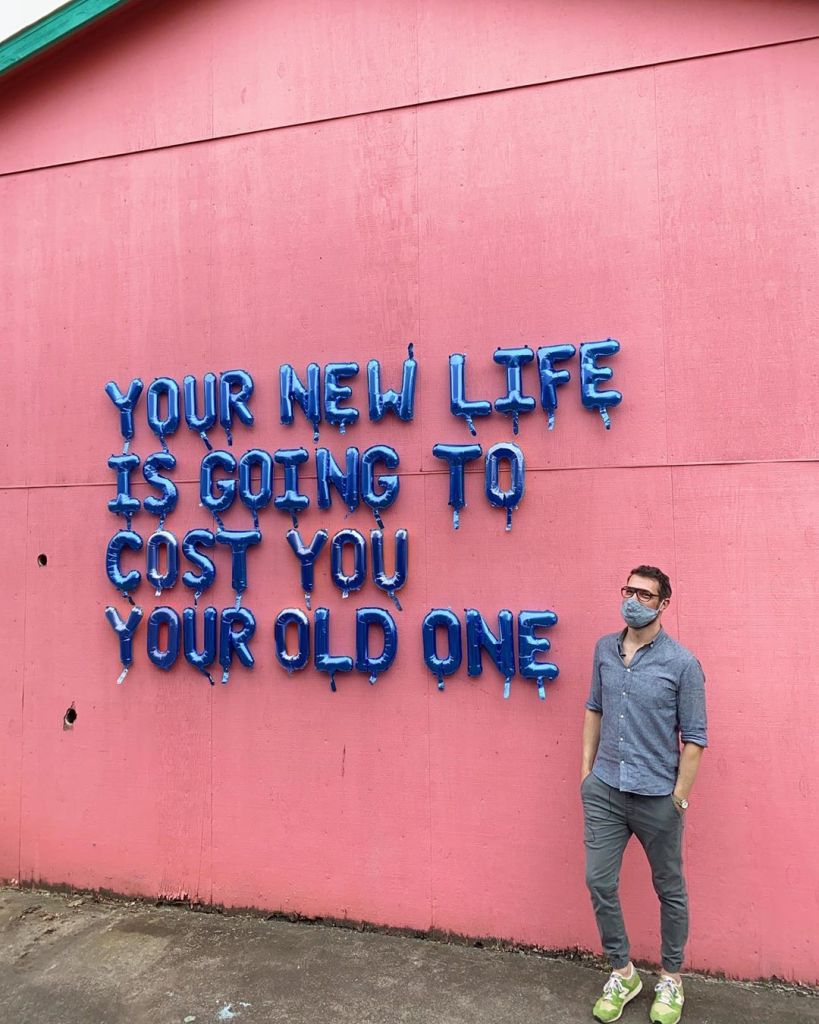 brianna west quotes, motivational quotes, balloon art, urban art, street art, street photography, famous quotes