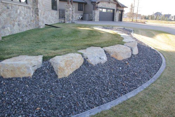 concrete curbing curb appeal