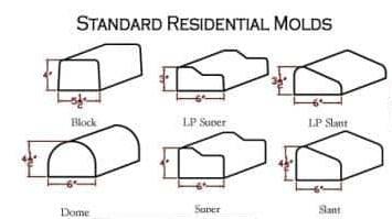 standard curb appeal concrete