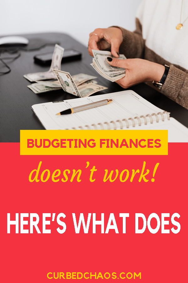 Budgeting Finances
