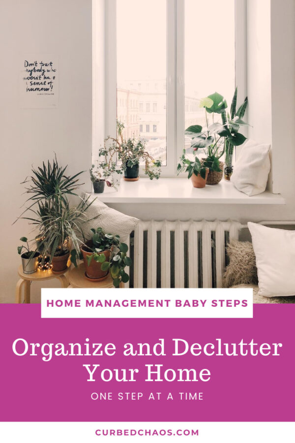 Organizing and Decluttering Tips