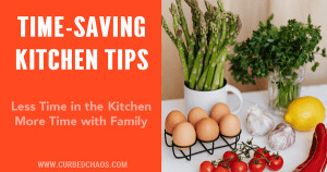 Time-Saving Kitchen Tips