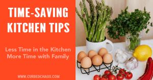 Time-Saving Kitchen Tips