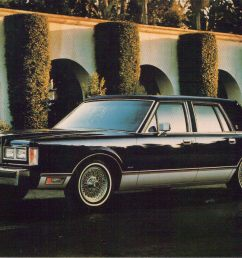 classics in traffic 1985 cadillac fleetwood brougham 1989 lincoln town car buses broughams [ 1640 x 1042 Pixel ]